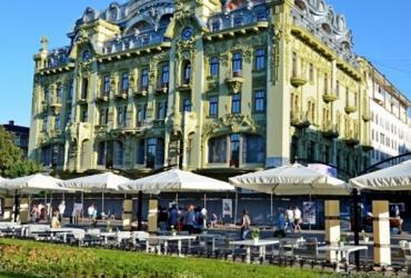 Гостиница Большая Московская, г. Одесса, ул, Дерибасовская,29