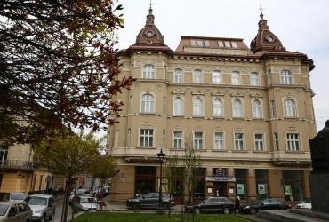 Гостиница Modern Art-hotel, г. Львов, просп. Шевченко, 28