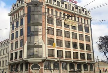 Торгово офисный центр Марсель, г. Одесса, Тираспольская площадь, 2