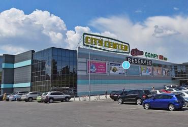 Торгово развлекательный центр City Center, г. Одесса, ул. Маршала Жукова, 2